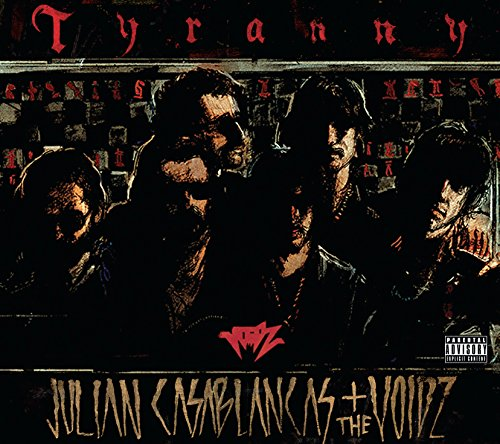 Julian Casablancas: Tyranny (Audio CD)