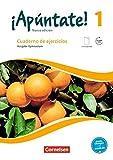 ¡Apúntate! - Nueva edición: Band 1 - Gymnasium: Cuaderno de ejercicios. Mit eingelegtem Förderheft und Audios online