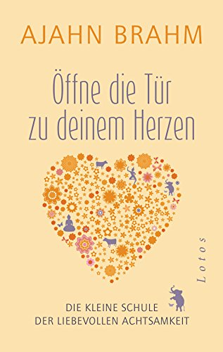Buchseite und Rezensionen zu 'Öffne die Tür zu deinem Herzen' von Ajahn Brahm