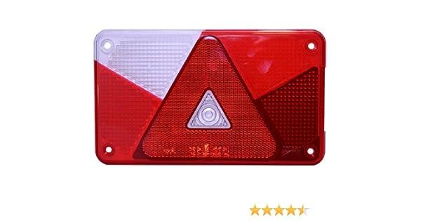 /8485/ /007/L Luce disco Asp/öck Multi Point V sinistra per fanale posteriore luce posteriore 18/