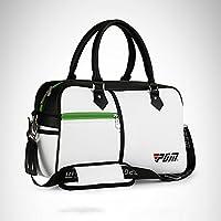 PGM PU GOLF Duffle Bag Golf Kleidung Tasche, Boston Bag --- mit separaten Schuhe Store Tasche