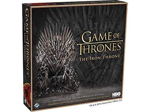 Fantasy Flight Games ffghbo11Game of Thrones das Bügelbrett Spiel (Fantasy Flight Game Of Thrones)