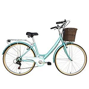 51DvWgR%2BGGL. SS300  - Tiger Traditional Alloy 700c Ladies Bike