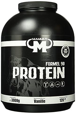 Mammut Formel 90 Protein, Vanille