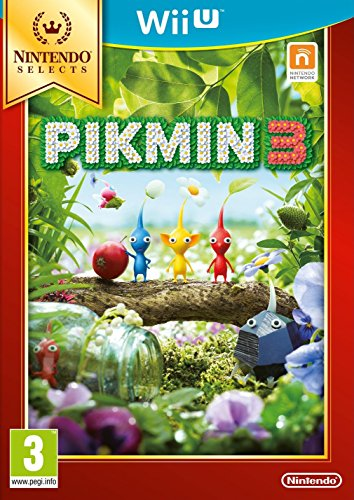 Nintendo Selects: Pikmin 3
