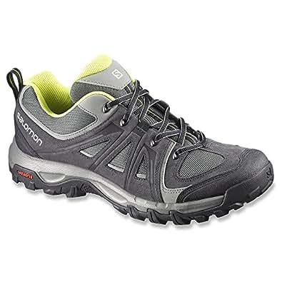 Salomon  Evasion Aero, Chaussures de trekking et randonnée hommes - Gris - Gris, 45 1/3
