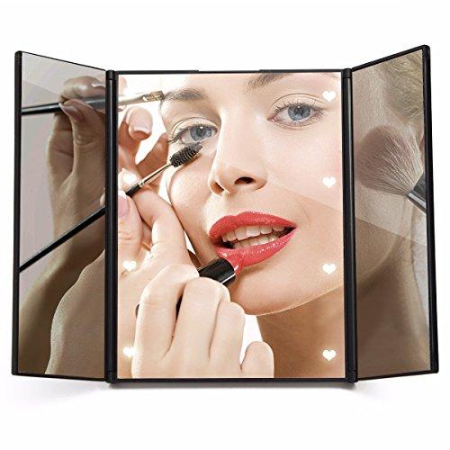 Luckyfine Espejo de Maquillaje - Espejo...