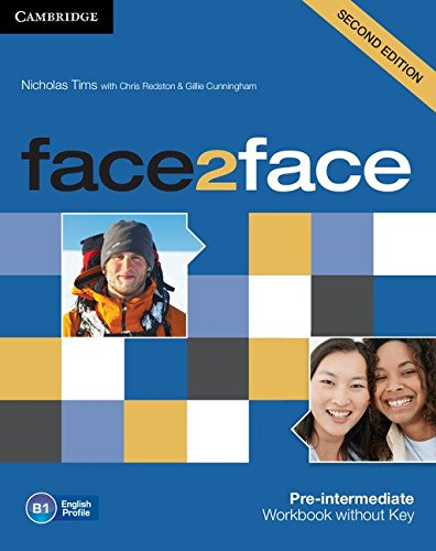 Face2face. Pre-intermediate. Workbook. Without key. Per le Scuole superiori. Con espansione online