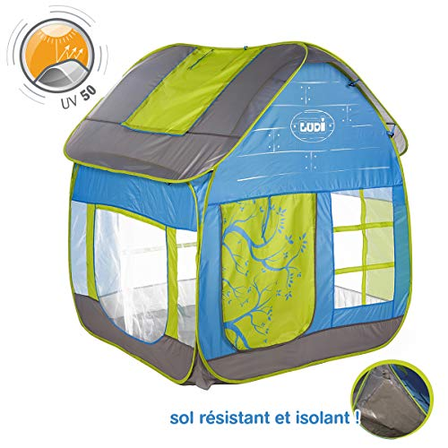 LUDI - Tente cottage pop-up pour...