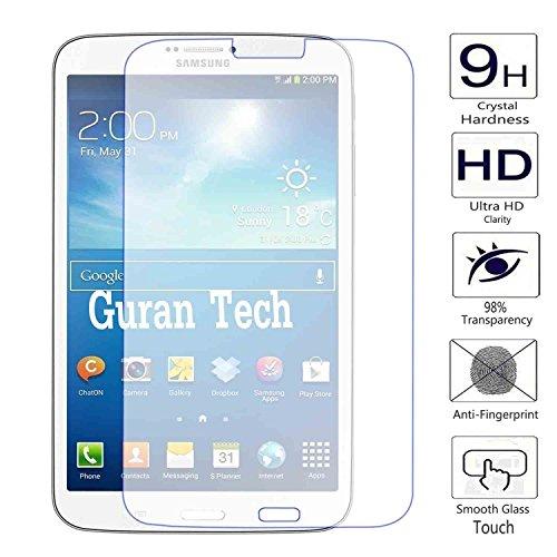 Guran® Displayschutz Glasfolie für Samsung Galaxy Tab 3 (8.0zoll) SM-T310 T311 Tablet-PC Hartglas Schutzfolie Film