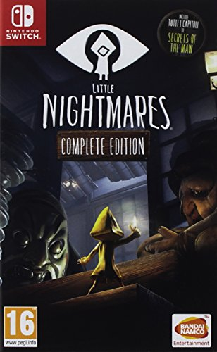 Foto Little Nightmares - Complete - Nintendo Switch