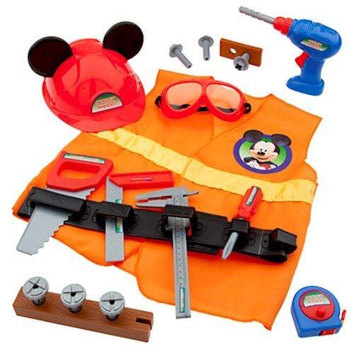 Disney Mickey Mouse Construction Accessory Set