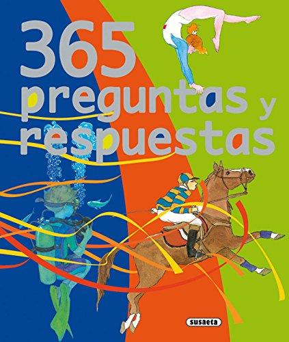 365 preguntas y respuestas (Grandes Libros) por Equipo Susaeta