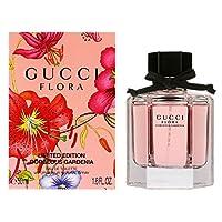 GUCCI Flora Gorgeous Gardenia Limited Edition Eau De Toilette For Women, 50 ml