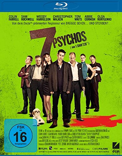 Bild von 7 Psychos [Blu-ray]