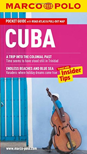 Cuba Marco Polo Pocket Guide (Marco Polo Travel Guides)
