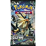 Pokemon TCG: Sun and Moon Ultra Prism 4 Pack Booster [UK IMPORT]