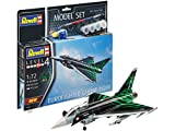 Revell Model Set- Revell - 63884 - Maquette d'avion de Chasse Eurofighter 'Ghost Tiger', 1/24, Multicolore