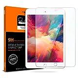 Spigen, Panzerglas Schutzfolie kompatibel mit iPad Mini 5 (2019) / iPad Mini 4, Hüllenfre&lich, Kristallklar, 9H gehärtes Glas, 0.3 mm, iPad Mini 5 Schutzfolie (051GL26118)