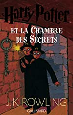 Harry Potter, tome 2 - Harry Potter et la Chambre des secrets de Joanne K. Rowling