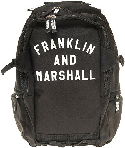 franklin-marshall-unisex-unisex-black-backpack-in-size-one-size-black
