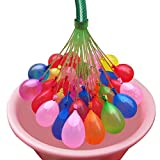#2: Toy King Automatic Fill Magic Water Balloons (111 Pieces)