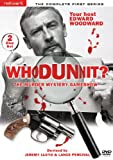Best Whodunnits - Whodunnit - The Complete First Series [DVD] Review
