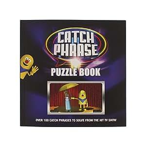 Catchphrase Quiz Puzzle Book