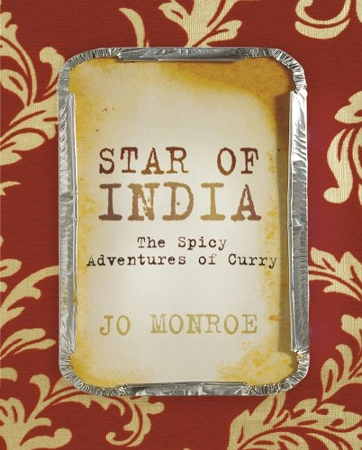 Star of India: The Spicy Adventures of Curry (English Edition) (Liverpool Wallpaper)