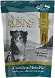 Burns Dog Food Moist Penlan Egg, Brown Rice and Vegetables for Dogs of All Ages Pouches, 400 g - Pack of 6
