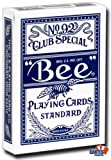 Jeu BEE Bleu (US Playing Card Company)