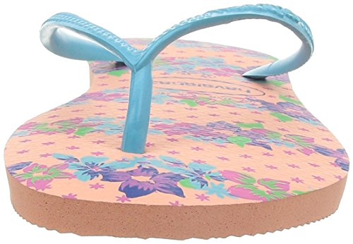 Havaianas - Slim Provence, Flatform Unisex – Adulto Multicolore (Light Pink 1139)
