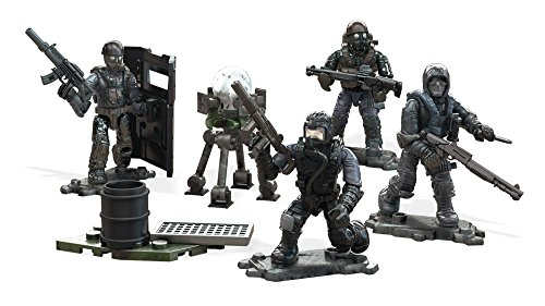 Take the battle to the streets with a team of urban operatives! prepare for a strike in the city when you deploy for the mission with 4 battle-ready soldiers! assemble your Squad, then outfit your troops in authentic urban ops gear like gas masks, de...
