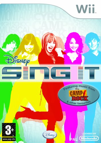 Disney Sing It - Game Only (wii)