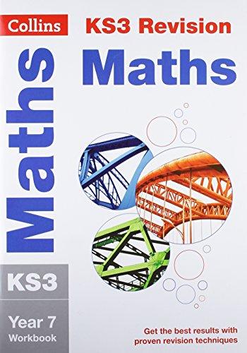 KS3 Maths Year 7 Workbook (Collins KS3 Revision) por Collins KS3