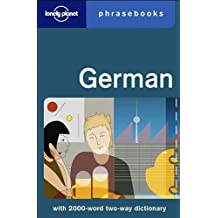 German Phrasebook (Lonely Planet Phrasebooks)