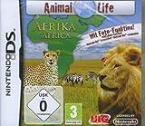 Animal Life Afrika Africa Tierlernspiel Nintendo DS