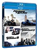 Fast & Furious: Hobbs & Show Collection (Box Set) (3 Blu Ray)