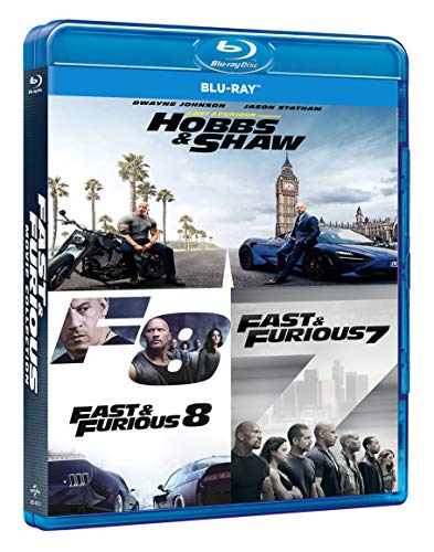 Fast & Furious Hobbs & Show Collection