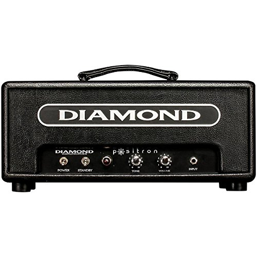 Diamond Diposit Positron - Testata per chitarra, classe A, 18 W