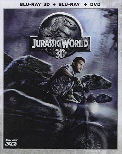 Jurassic World - Superset (DVD + BD + BD...