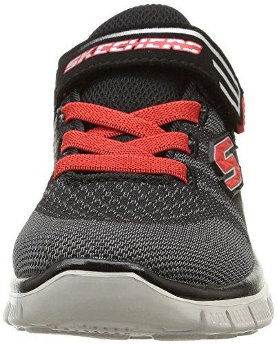 Skechers - Flex AdvantageMaster Mind, Sneakers per bambini e ragazzi Negro - Noir (bkrd)