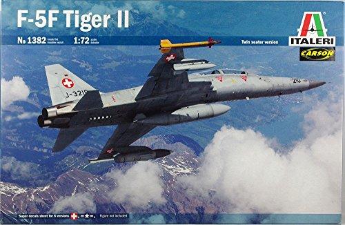 Italeri 1382 - 1:72 F-5 F Twin Seater, Fahrzeuge