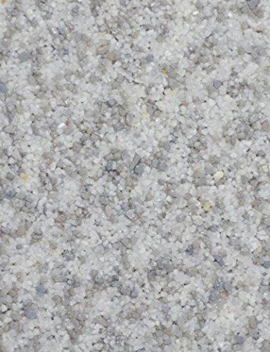Terralith Buntsteinputz Mosaikputz 1-2mm -15kg- T39 weiß/grau