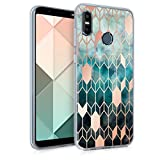 kwmobile Case for HTC U12 Life - Crystal TPU Protective