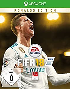 FIFA 18 - Ronaldo Edition - [Xbox One]