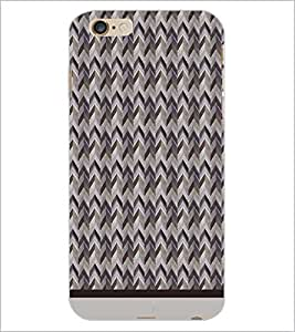PrintDhaba Pattern D-1566 Back Case Cover for APPLE IPHONE 6S (Multi-Coloured)