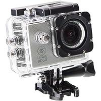 Ultrasport UmovE HD60 - Cámara de acción, color plata, Basic