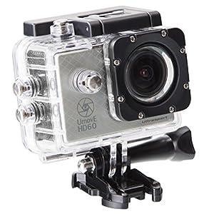 Ultrasport Sport und Actionkamera Umove HD 60 Ready, Schwarz, 331400000141