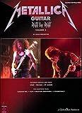 Metallica Guitar Riff By Riff Volume 2 Gtr: Pt. 1